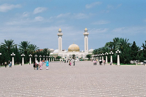 monastir mosquee bourguiba